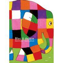 Petit Jour Paris - Bloc à dessin Elmer - Petit Jour