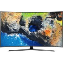 "Samsung - TV LED 54"" 138 cm, incurvée - UE55MU6655 - Noir"