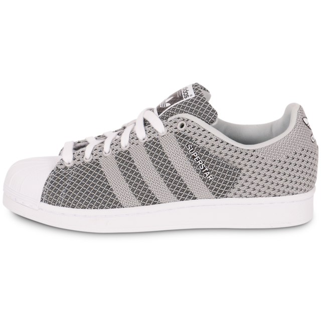 Adidas originals - Superstar Weave Grise - Baskets/Tennis