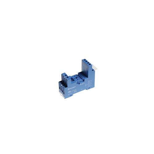 Finder - support série 94843 pour relais miniatures 55.32 et 55.34