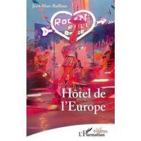 L'HARMATTAN - hôtel de l'Europe