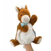 Kaloo - Doudou marionnette : Les amis : Le cheval Mocha