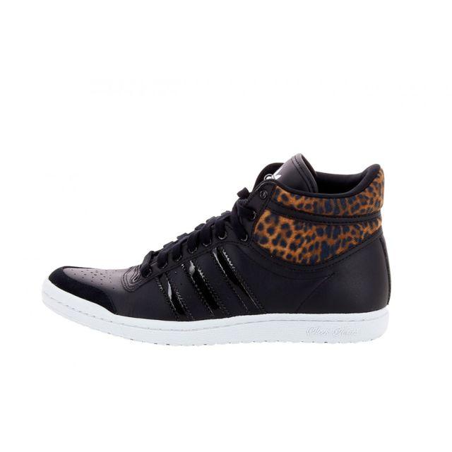 san francisco 6e57b 8ac38 Adidas originals - Basket Top Ten Hi Sleek - M20835 - pas cher Achat   Vente Baskets femme - RueDuCommerce