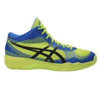 Asics Chaussures montantes  Volley Elite FF -42 jaune/bleu/noir - Chaussures Basket montante Homme