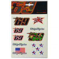 Nicky Hayden - Large Sticker Hayden 69