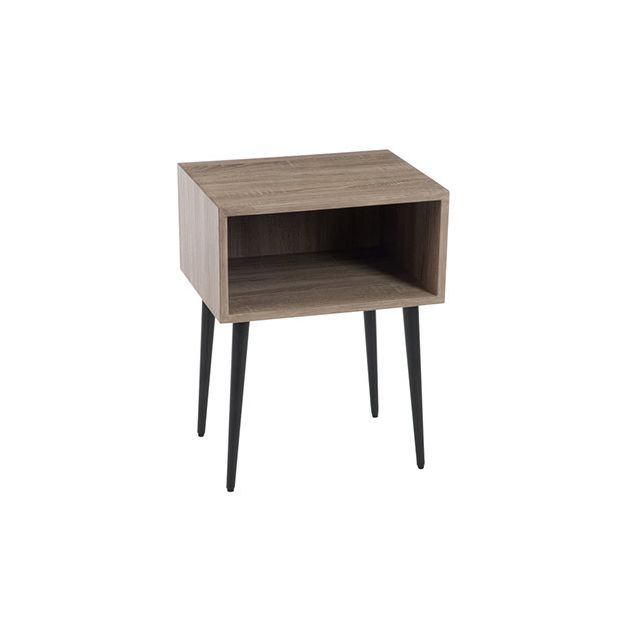 Table gigogne 50x40x65cm en bois naturel sebpeche31 for Table gigogne bois
