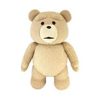 Commonwealth - Peluche - Ted 2 peluche parlante Explicit 60 cm ANGLAIS