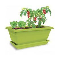 jardiniere plastique 1 m achat jardiniere plastique 1 m pas cher soldes rueducommerce. Black Bedroom Furniture Sets. Home Design Ideas