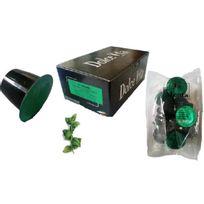 Dolce Vita - pack de 50 capsules de thé menthe compatible nespresso - capsule n the menthe x50