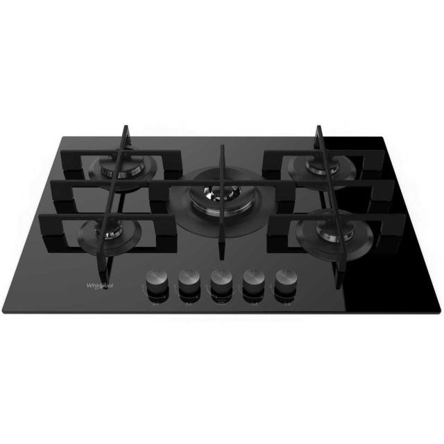 Whirlpool Table Verre Integrable Gow 7553 Nb