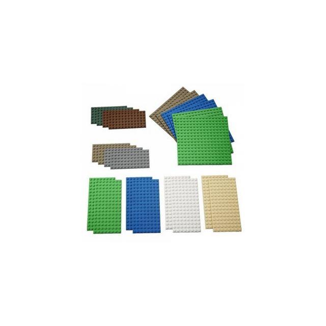 Lego 9388 Petites Plaques De Construction r, Education