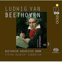 Mdg - Ludwig Van Beethoven - Beethoven: Symphony No. 3 Eroica Overtures Boitier cristal
