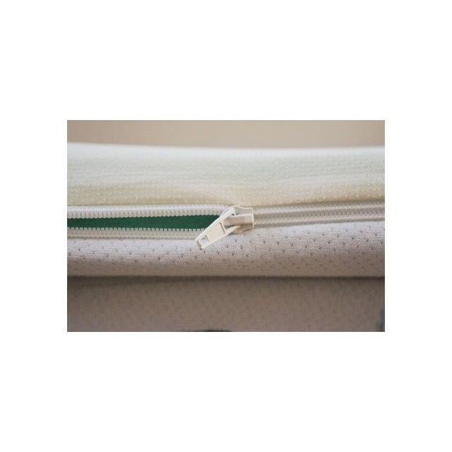 Nuits D'OR Night Matelas 135x190 Ferme - Dehoussable Housse lavable à 60'°C- Mousse 35 Kg - 20 cm