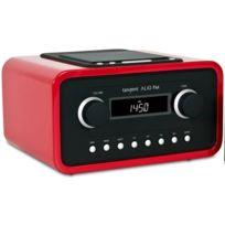 Tangent - Enceintes iPod/iPhone Alio Mono Fm Bt Rouge