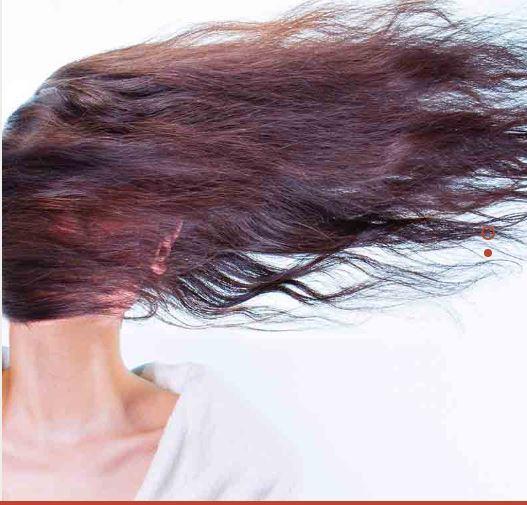 Sèche-Cheveux à Commandes Tactiles HD7880- 2200W - Blanc et or rose