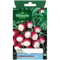 Vilmorin - Sachet graines Radis Gaudry 2