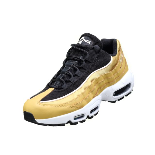 save off c7783 4e6b2 Nike - Wmns Air Max 95 Lx Aa1103 - 701 Noir   Jaune