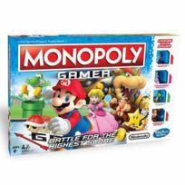 Hasbro Gaming - Mario - Monopoly Gamer