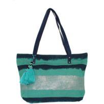 ded04d2662 Lollipops - Sac porté épaule Babylone shopper ref_lol43042-turquoise