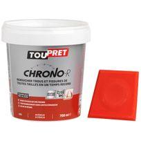 Toupret - Reboucheur pâte Chrono Pot 0,7l