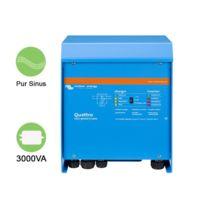 Victron - Convertisseur-chargeur 230v quattro 12v/3000va/120-50a/30 - pur sinus - energy