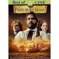 Dvd - Les Pirates Des Iles Sauvages