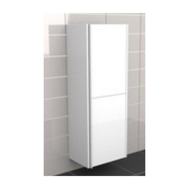 Riho Armoire de douche à 2 portes Andora en bois laqué brillant 50x35x137,4 cm