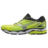 Mizuno - Wave Ultima 8 Jaune Fluo Chaussures de running homme