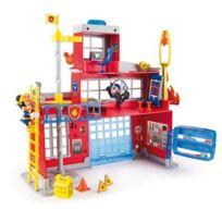 Imc - Mickey - Caserne de Pompiers Mickey
