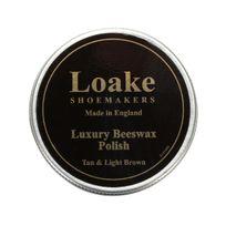 Loake - Tan Luxury Beeswax Polish