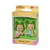Sylvanian Families - 3586 - PoupÉE - Jumeaux Hamster