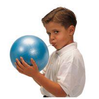 Gymnic - Ballon paille diametre 26cm couleur assorti