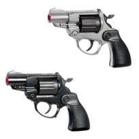 Invincible Heroes - Pistolet Falcon metal 12 coups
