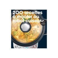 Marabout - Livre 200 recettes à mijoter au
