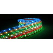 Autoled - 0130 - 2 bandes souples Led 12V Smd3528 jaune long 50cm