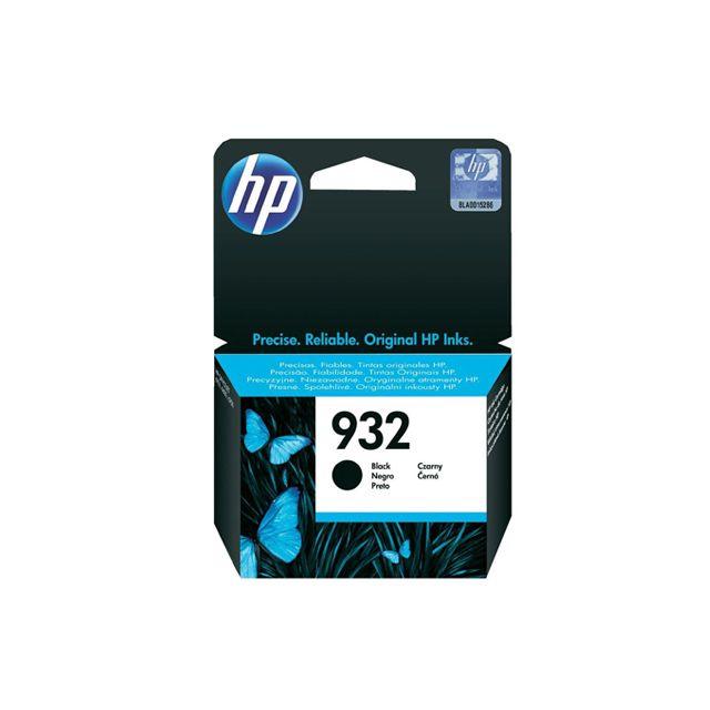 HP CN057AE - Cartouche d'encre 932 Noir