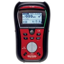 Wec - Testboy® Installation Tester Adaptor Installation Tester Vde 0100-600