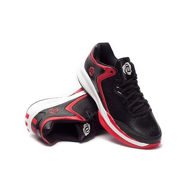 online retailer c7b3c fdf33 Adidas - Performance-D-ROSE Englewood Iii Noir-Rouge-Blanc D73904 - pas  cher Achat  Vente Baskets homme - RueDuCommerce