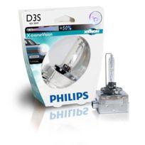 Philips - 1 ampoule Xenon D3S Xtrem Vision12V -42403XVS1