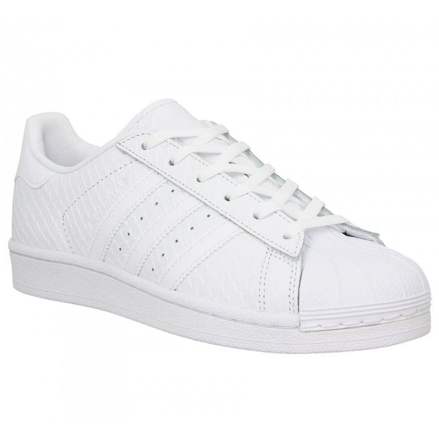 Adidas - Superstar reptile-37 1/3-Blanc - pas cher Achat ...