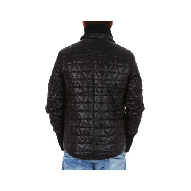 Pepe Jeans - Shield Blouson Noir - pas cher Achat   Vente Blouson homme -  RueDuCommerce 683bfe914f16