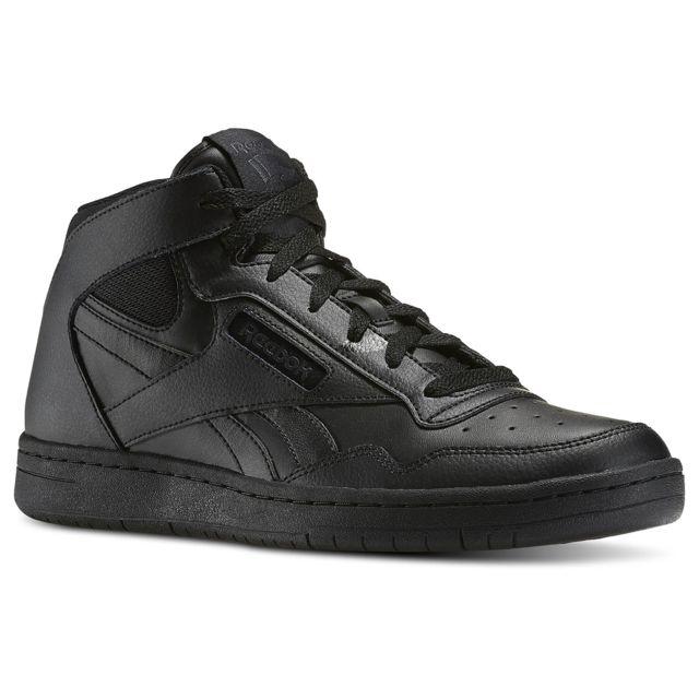 e7b2be8e4e403b Reebok - Royal Reamaz Chaussure Homme - Taille 44 - Noir - pas cher Achat    Vente Baskets homme - RueDuCommerce