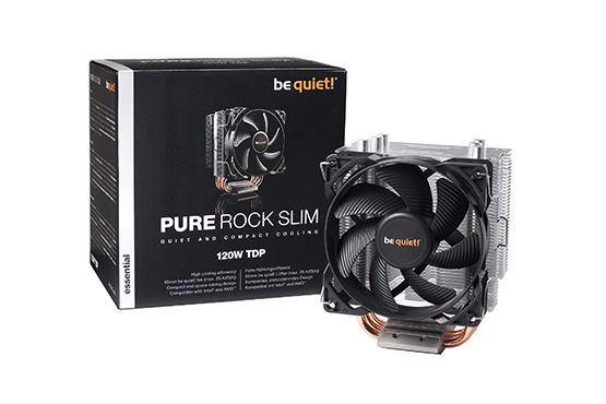 BE QUIET Ventirad Processeur Pure Rock Slim