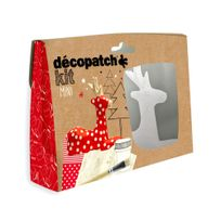 Decopatch - Décopatch - Mini kit Enfant - Renne
