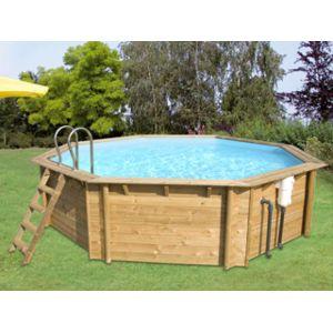 Proswell vigipiscine kit piscine bois cerland weva for Liner piscine 4 50 x 1 20