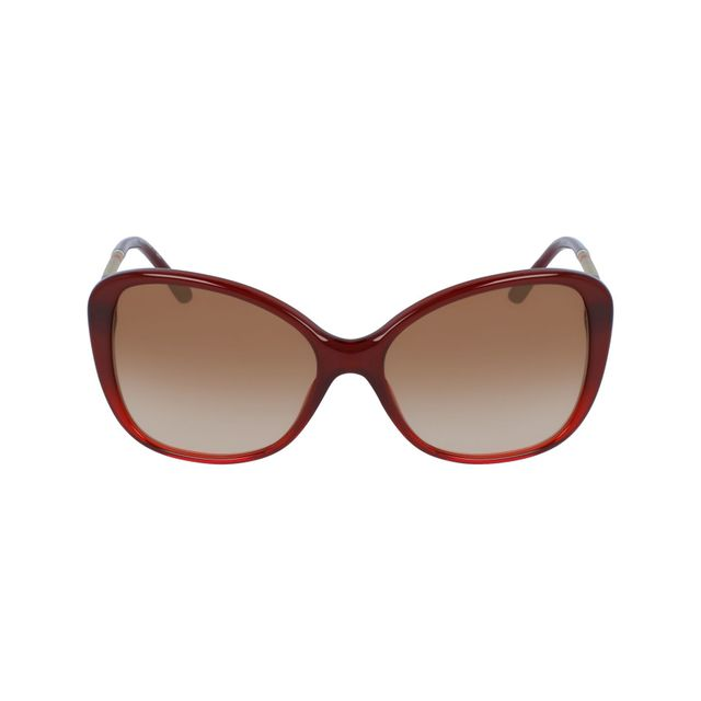 371d9a5a04df Burberry - Be-4235-Q 3625 13 Rouge transparent - Beige print - Lunettes de  soleil - pas cher Achat   Vente Lunettes Tendance - RueDuCommerce