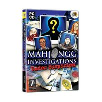 Avanquest Software - Mahjongg Investigations: Under Suspicion PC Cd, import anglais