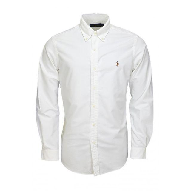efdf5674392 chemise-oxford-basique-ralph-lauren-blanche-pour-homme-chemises -manches-longues-homme.jpg