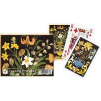 Gibsons Games - Piatnik Jeu De Cartes À Jouer Vintage Bouquet