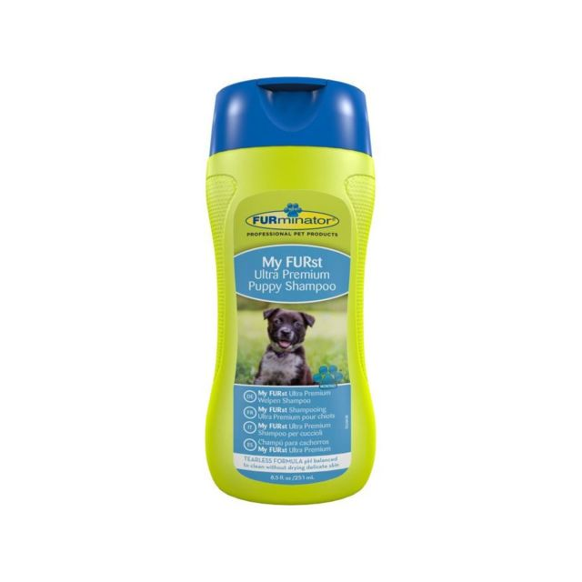 Furminator Shampoing My Furst - Pour chiot - 250ml